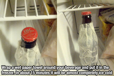 how-to-make-your-drink-cold-fast