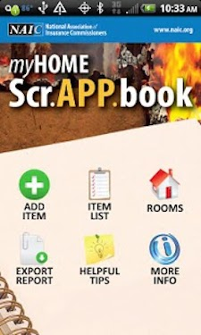myHome_SCrAppbook