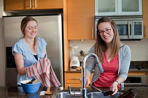 7 Tips for Sharing Cleaning Chores with Roommates