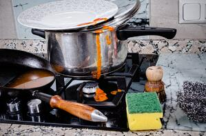 Cooking Cleanup Crisis? A Guide to Removing the Toughest Stains and Grime from Pots and Pans