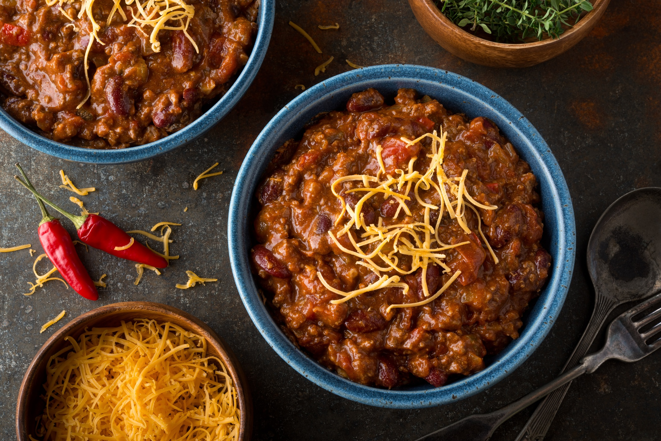 Great Recipes for Chili in Chicagoland