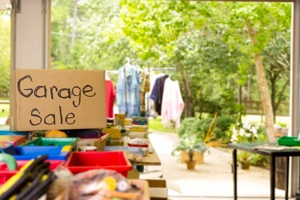 Seven Top Tips for Navigating Garage Sales Like a Pro