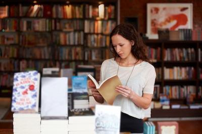 National Book Lovers Day at Book Stores in Bradenton Sarasota