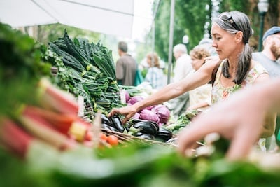 Enjoy the Fruits of the Land with 5 Farmers' Markets Around Liberty Township and West Chester
