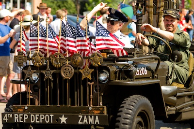 Show Your National Pride — 4 Fun Ways to Celebrate Armed Forces Day Around Oklahoma City