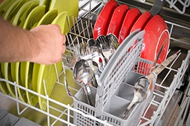 The Fine Art of Loading A Dishwasher: 13 Valuable Tips